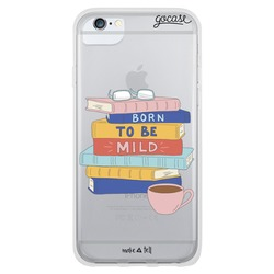 Born to be mild Phone Case