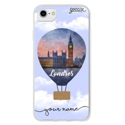 London balloon Customizable Phone Case