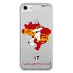 Capinha para celular São Paulo - Made in Brazil