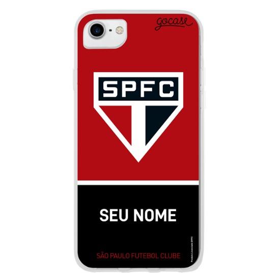 São Paulo - Tricolor Horizontal Customizável