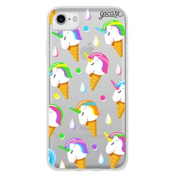 Unicorn and Ice-cream Phone Case