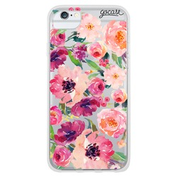 Painted Flowers Phone Case
