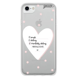 Mentally Dating Customizable Phone Case