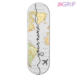 Gogrip - GoGrip - World Map Blank Handwritten