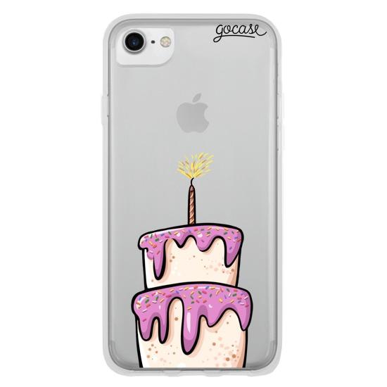 Capinha para celular Meu Aniversário