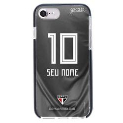 Capinha para celular Anti-Impacto PRO - São Paulo - Uniforme 3