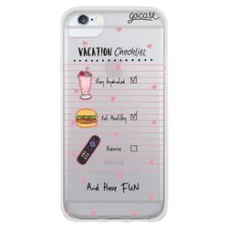 Vacation Checklist Phone Case