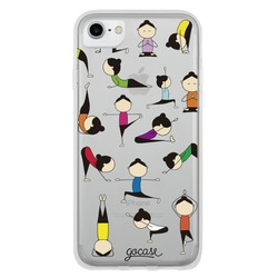 Body and movement Phone Case
