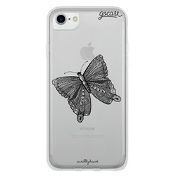 Black Butterfly Phone Case