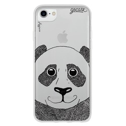 Panda Smile Phone Case