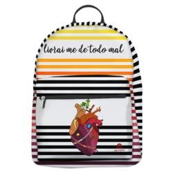 Mochila Gocase Bag - Coração de Sorte