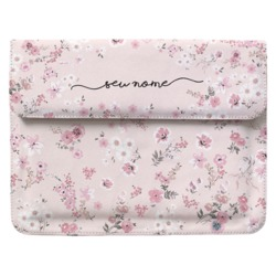Case Clutch Notebook - Primavera Vintage Manuscrita