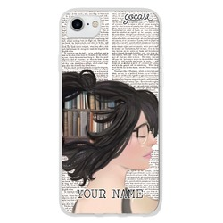 literary mind Phone Case