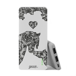 Power Bank Slim Portable Charger (5000mAh)  - Lace Horses