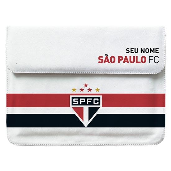 Pasta Para Notebook - São Paulo Customizável