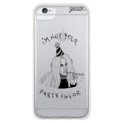 Not your party Phone Case