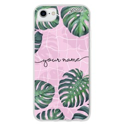 Pink Vibe Handwritten Phone Case