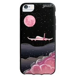 Black Case - Pink Sky Phone Case