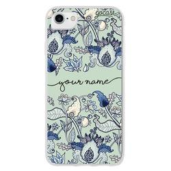 Lazuli Flowers Handwritten Phone Case