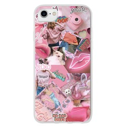 Pink Collage  Phone Case