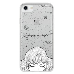 Girl of the stars Phone Case