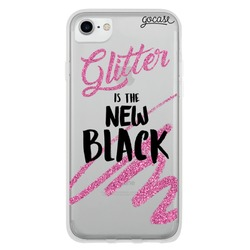 Glitter is the new Black Phone Case