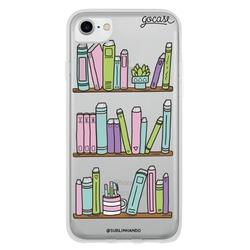 Capinha para celular Estante de Livros