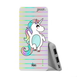 Power Bank Slim Portable Charger (5000mAh)  - Fabulous Unicorn