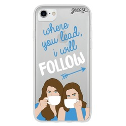I Will Follow Phone Case