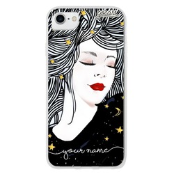 Dreaming in the stars Customizable Phone Case