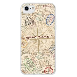 Passport Handwritten Phone Case