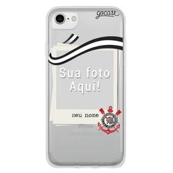 Capinha para celular Corinthians - Picture Vai Corinthians