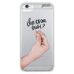 Che cosa vuoi? Phone Case