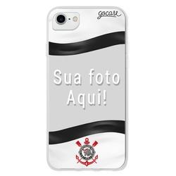 Capinha para celular Corinthians - Picture Bandeira