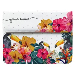 Laptop Sleeve - Tropical Toucans