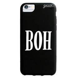 Black Case -Boh Phone Case