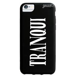 Black Case - Tranqui Phone Case