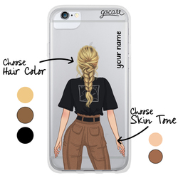 #OOTD - Paper Bag Pants Phone Case
