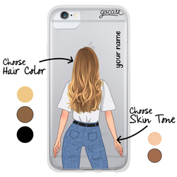 Coque #OOTD - White Tee
