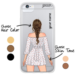 #OOTD - Cute Dress Phone Case