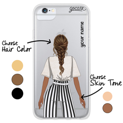 #OOTD - Striped Pants Phone Case