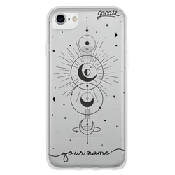 Lunar Map Phone Case