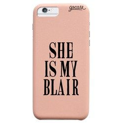 Royal Rose - BFF - She is my Blair Phone Case