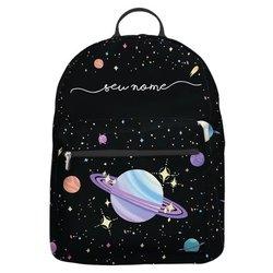 Mochila Gocase Bag Personalizada - Planetinhas Manuscrita