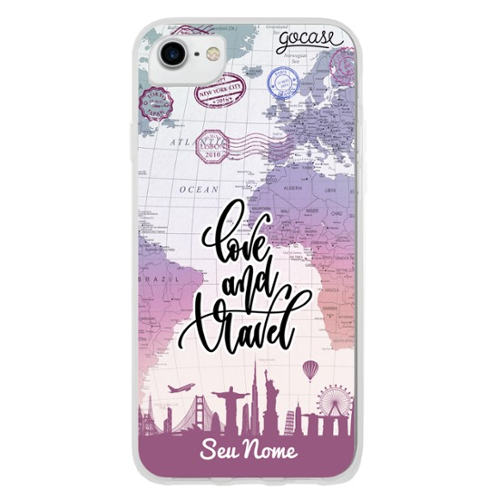 Love and Travel Customizada