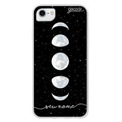 Capinha para celular Fases da Lua