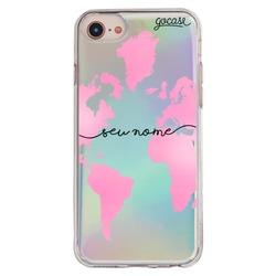 Capinha para celular Holo - Pink Mundi
