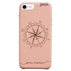 Capinha para celular Fascino - Rosa dos Ventos