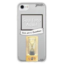 Capinha para celular Picture Corinthians - Louco por ti Clean