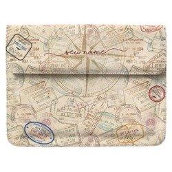 Capa para Notebook - Passaporte Manuscrita